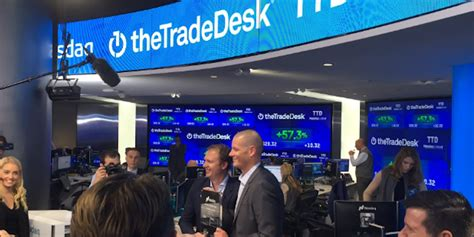 The Trade Desk Ceo Jeff Green Ipo Interview Business Insider