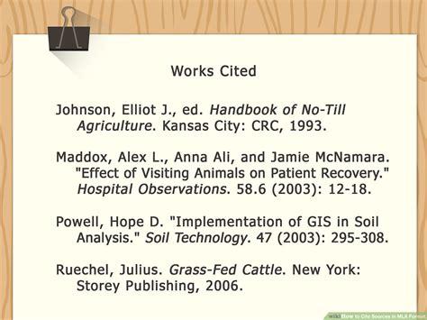 mla citation  model paper museumlegs