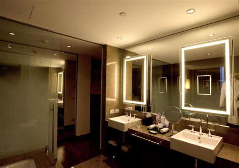 Awesome Bathroom Led Light Fixtures Led Vanity Lights