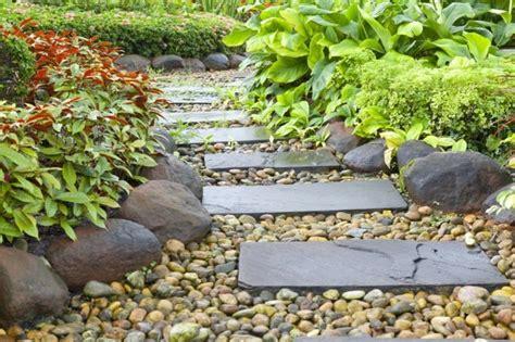 Gartenwege Mit Natursteinen Für Hobbygärtner