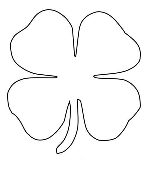 leaf clover images clipartsco