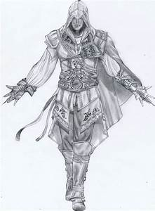 Assassins Creed - Ezio by IssyInsanity on DeviantArt