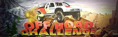 Off Road Challenge  Videogame By Midway Games