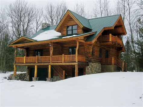 rustic ozark log cabins