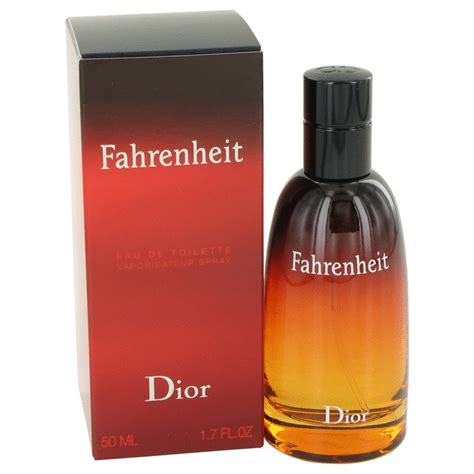 fahrenheit by christian eau de toilette spray 1 7 oz