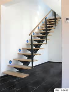 Escalier Droit Bois fabricant escalier droit bretagne vannes lorient