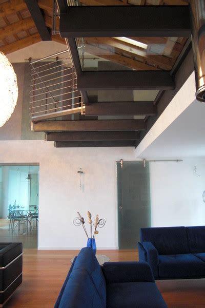 scale  giorno  interni scale  acciaio scale