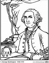 Washington George Coloring Presidents Printable President Sheets Printables Drawing Facts Sheet Worksheets Draw Colouring History Fact Birthday Activities Lincoln Harmony sketch template