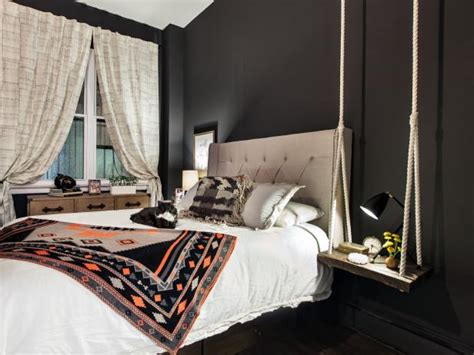 Interior Decorating Inspiration From Chic Black Rooms
