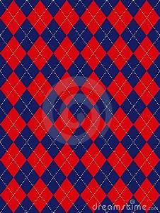 Business Carads Red White And Blue Argyle Stock Photos Image 4128063