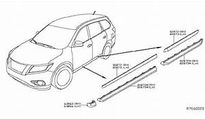 1997 Nissan Pathfinder Parts Diagram