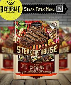 Make Your Own Flyers 25 Finest Restaurant Psd Flyer Templates Pixel Curse