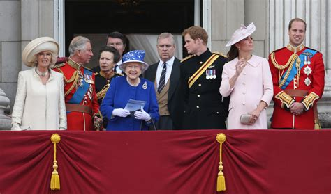 Kate Middleton, Prince Harry, Prince Andrew, Duke of York ...