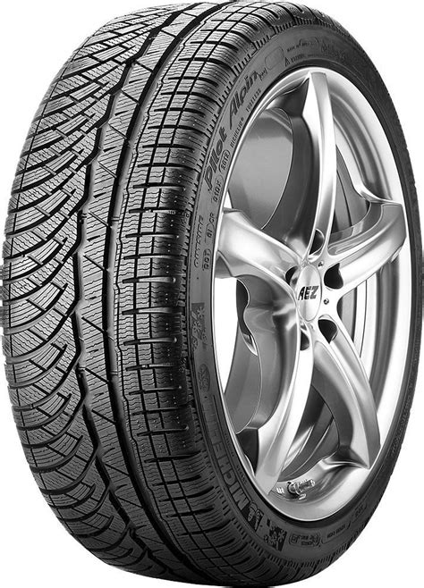 michelin pilot alpin pa4 michelin pilot alpin pa4 235 45r18 98v fsl xl winter tyres