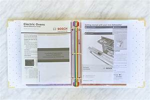 How To Create An Organized User Guide Binder
