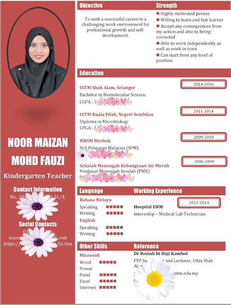 Contoh Resume Ringkas Doc by Contoh Resume Ringkas Places To Visit