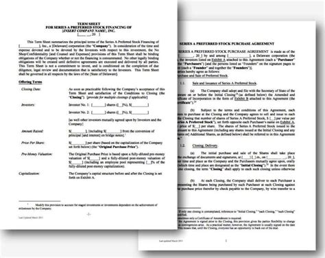 Investor Financing Agreement Template by Investor Financing Agreement Template Sletemplatess