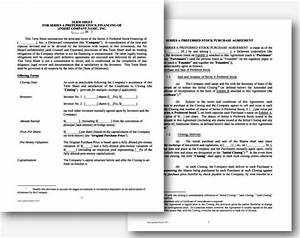 investor financing agreement template sampletemplatess With investor financing agreement template