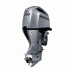 Honda Bf200 200hp 4 Stroke Outboard Motor
