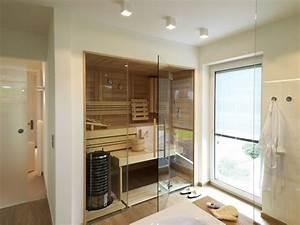 Sauna Für Badezimmer : die besten 25 badezimmer mit sauna ideen auf pinterest ~ Watch28wear.com Haus und Dekorationen