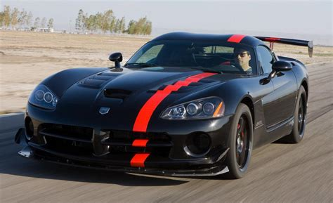 Dodge Viper Srt 10 Acr X Auto Design Tech