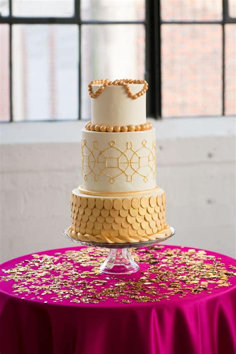 Modern Chic Pink and Gold Wedding Ideas Every Last Detail