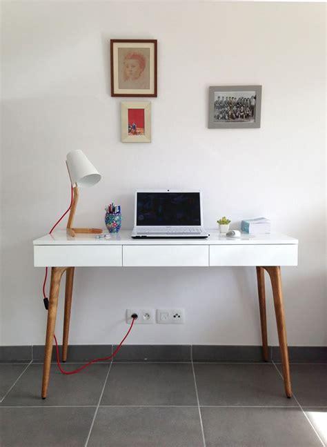 bureau console design retrouvez la console bureau design natura bois blanc sur notre site http sodezign com fr
