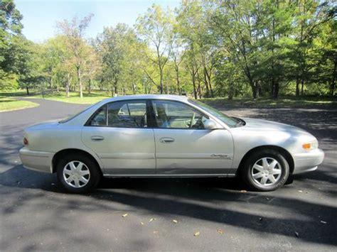 2001 Buick Century Transmission by Buy Used No Reserve 2001 Buick Century Custom Sedan 4 Door