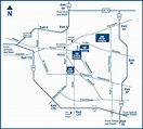 Ann Arbor Map | Spring Commencement