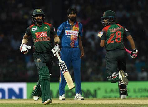 Scores will be updated automatically (live). Watch Bangladesh vs SriLanka T20 Match Live Score Ball by ...