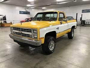 1983 Chevrolet K Classic Car  Truck