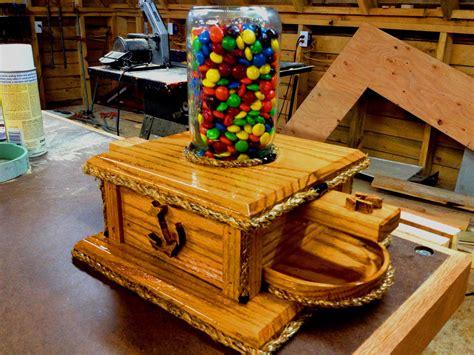 diy ball mason jar mm candy machine diy creations