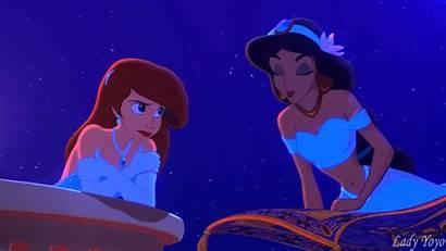 Disney Rapunzel Magic Whole Ariel Jasmine Princess