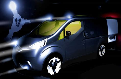 2008 Nissan Nv200 Concept Conceptcarzcom