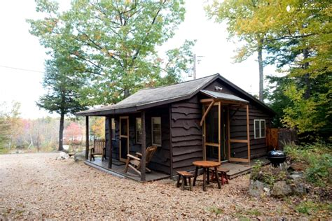 cabins in new hshire cabin getaway in pittsfield new hshire