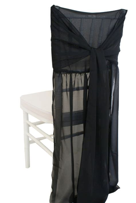 black chiavari chair covers wholesale