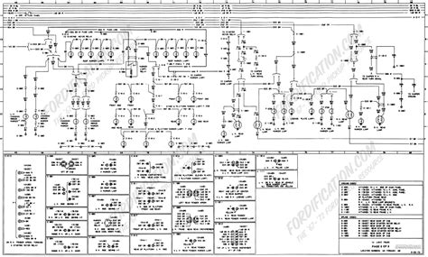 1978 Ford Bronco Turn Signal Wiring Diagram by 1978 Bronco Wiring Diagram Block And Schematic Diagrams