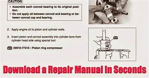 Download Outboard Repair Manual Instruction Books