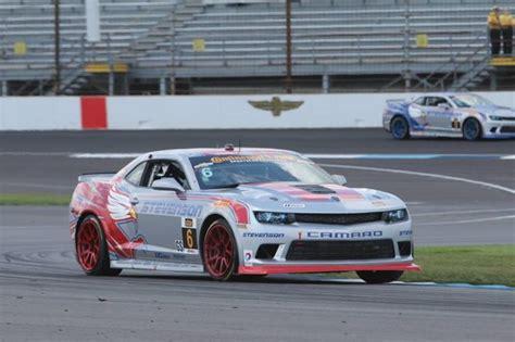Stevenson Motorsports Wins Imsa Continental Tire Sports