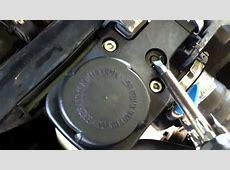 BMW E34 Bleeding screw broke in radiator YouTube