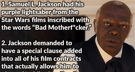 Samuel L Jackson Meme - 33 badass facts about samuel l jackson