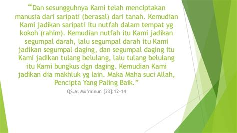 Janin 9 Minggu Tidak Berkembang Islamic Guidance To Create Great Generation Autosaved