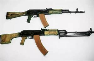 Is The Rpk Just An Improved Ak47