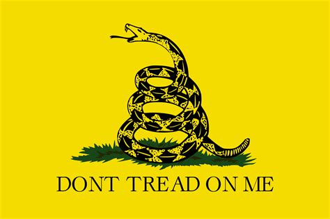 Don T Tread On Me Wallpaper Background The Worst Case Scenario