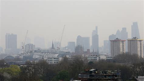 names uk towns  unsafe air pollution levels itv news