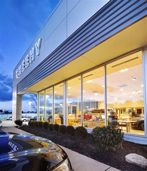 Sheehy Ford Gaithersburg by Sheehy Ford Gaithersburg Flanagan Architects