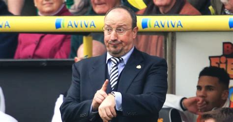 Rafa Benitez Tipped to Become New Spanish National Coach ...