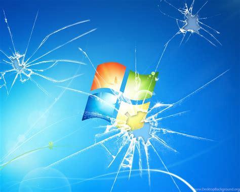 hd cracked broken screen windows wallpapers hd p full
