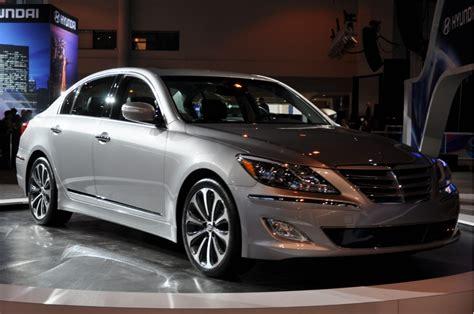 Hyundai Genesis R Spec by 2012 Hyundai Genesis R Spec Sedan Live Photos 2011