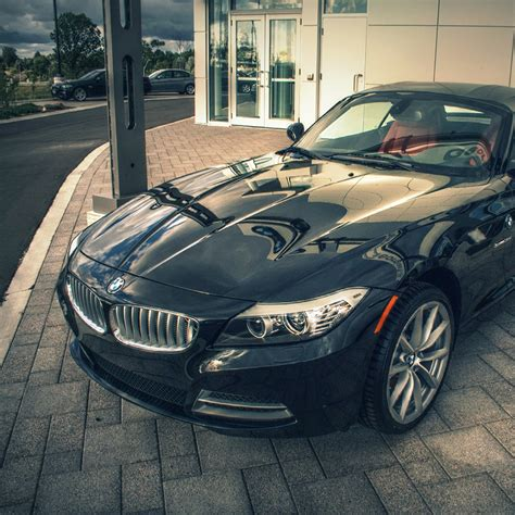 Car Iphone Black Home Screen Bmw Wallpaper by Bmw Z4 Black Wallpapers Free